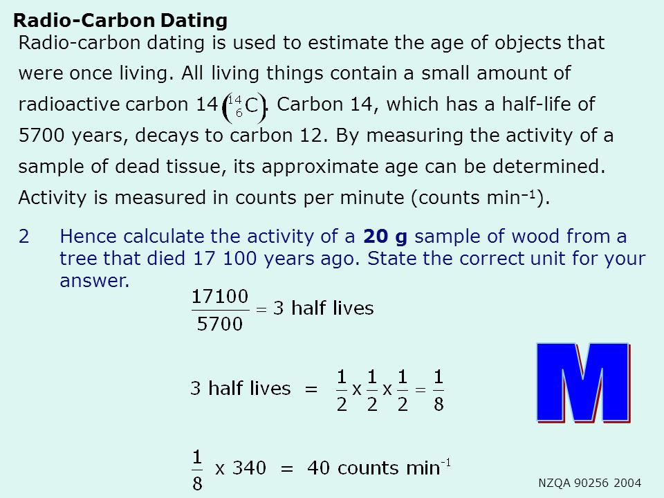 How does carbon dating work? - Yahoo Answers