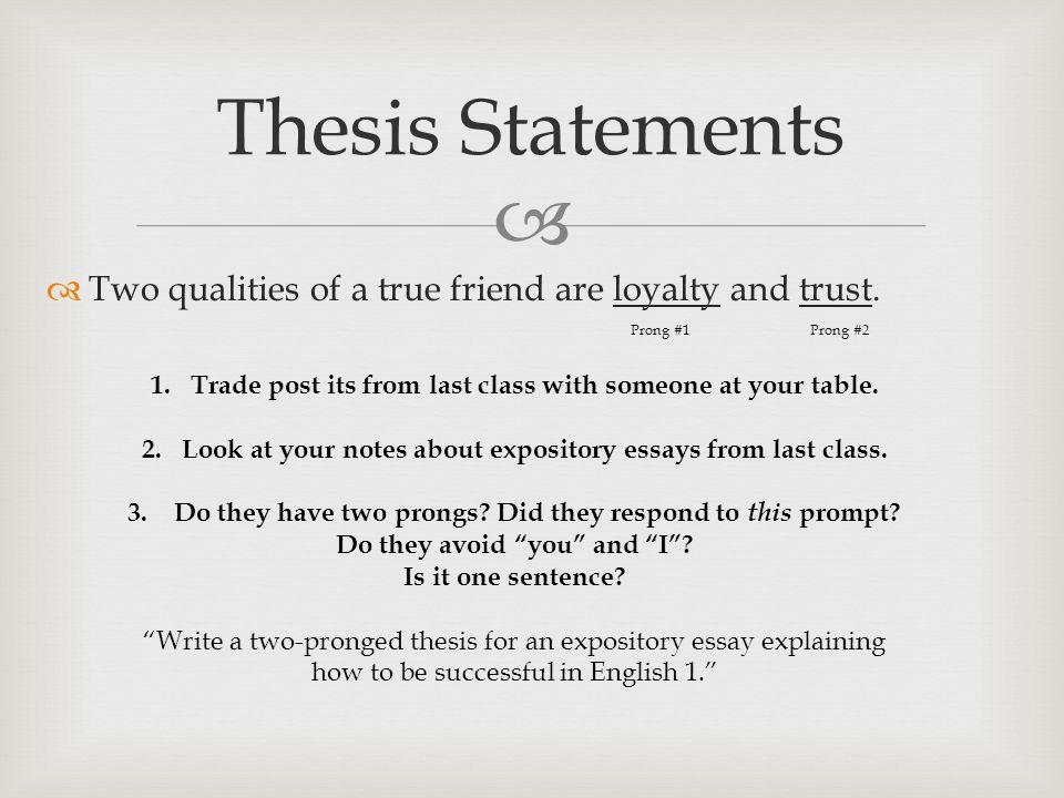 Essay on best friend qualities