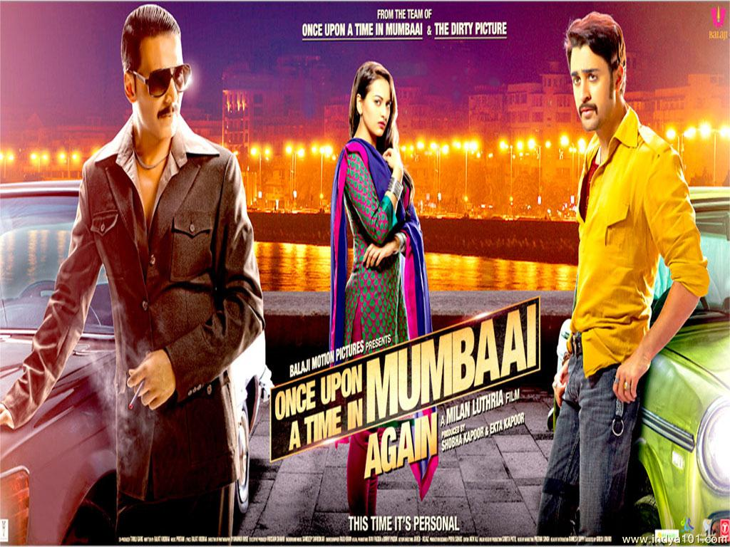 Once Upon A Time In Mumbaai Filmywap