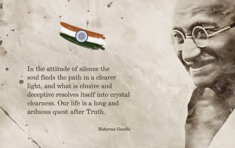 gandhi the great essay The salt march, also known as the what started as a personal pilgrimage for mahatma gandhi's great-grandson tushar gandhi turned into an international event with.