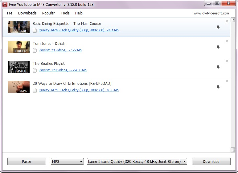 CHIP MP3 Converter for YouTube - Download - CHIP