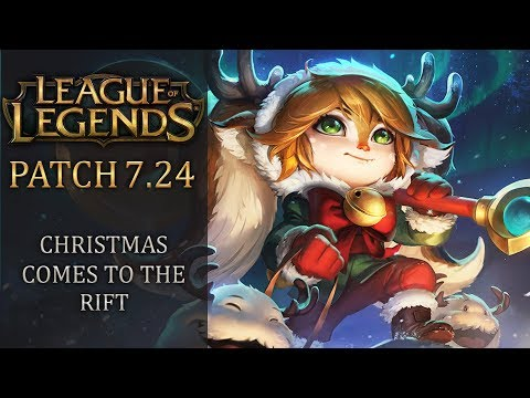Patch - League of Legends