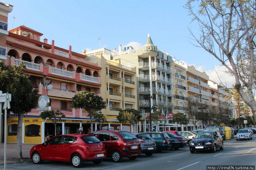Отдых в Испании Коста-дель-соль г Фуенхирола