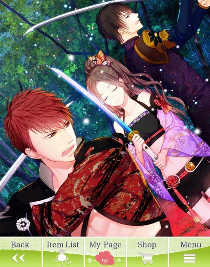 Anime dating sim list