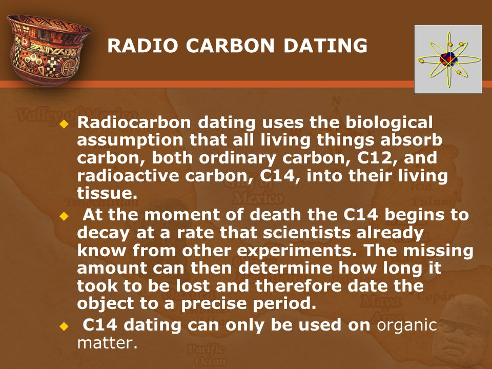 Radiocarbon dating means in tamil