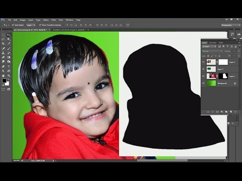 Photoshop Tutorial: Layers Layer Masks For- YouTube