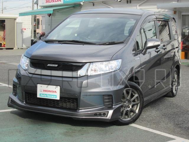 Продажа Honda Freed Spike в- astrahandromru