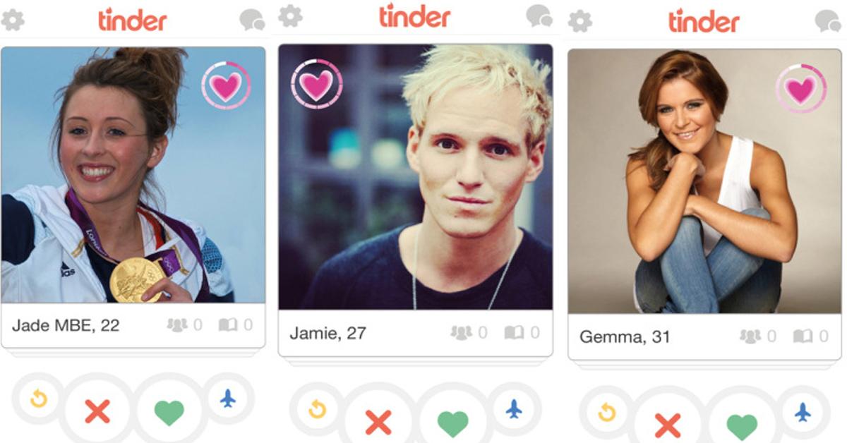 Tinder dating web