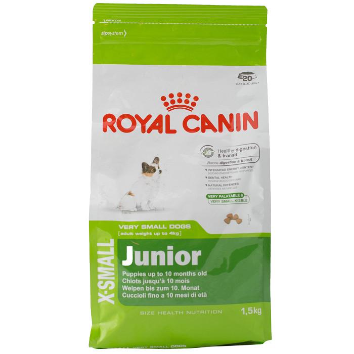 X small корм royal canin