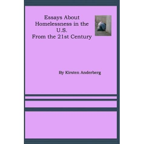 Argumentative essay about homelessness