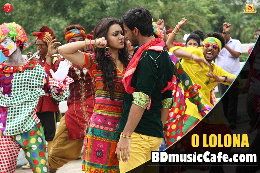 O Lolona-Benny Dayal And Satrujit Dasgupta mp3