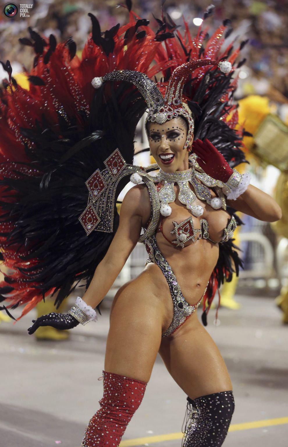 бразильский карнавал без цензуры порно фото