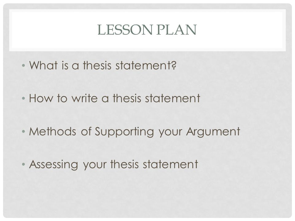 Writing a Dissertation or Thesis - SkillsYouNeed