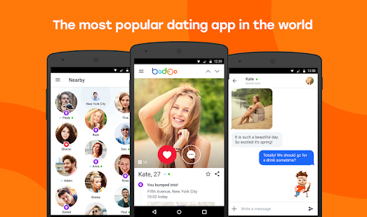 Best dating site badoo