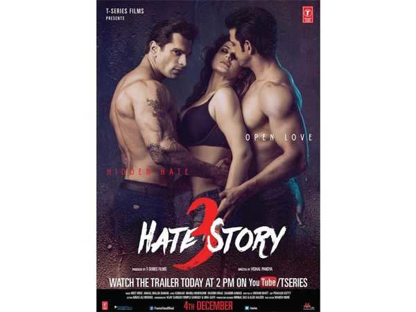 Hate Story Uncensored Theatrical Trailer - Download HD