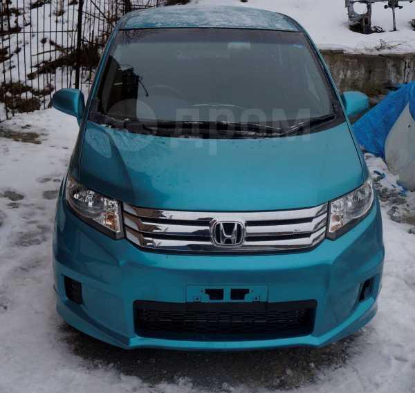 Хонда Фрид Спайк 2011 в Красноярске, Один хозяин