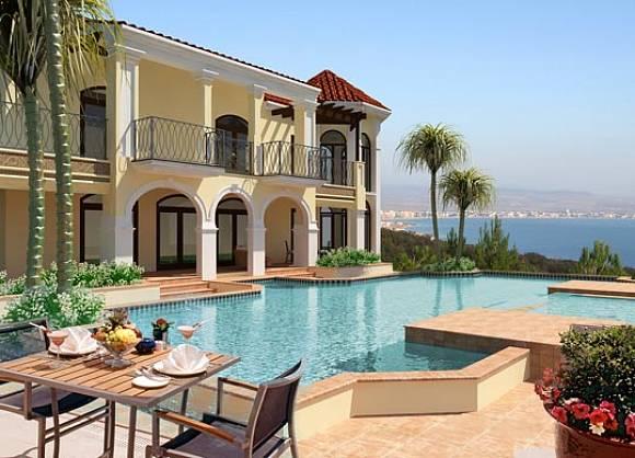 Сколько стоит квартира в испании на берегу моря в рублях