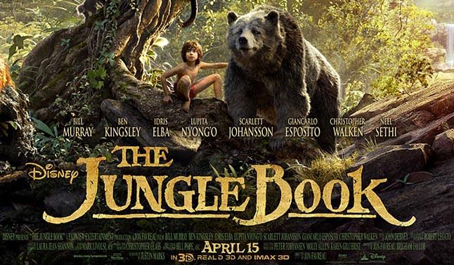The Jungle Book (2016) - Full Cast Crew - IMDb