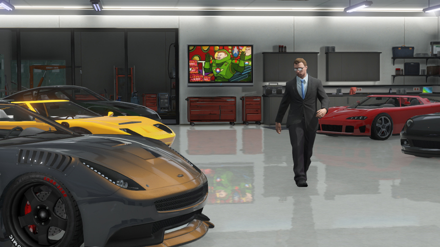 Gta online auto treffen