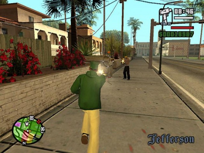 Download Grand Theft Auto: San Andreas- Games Free