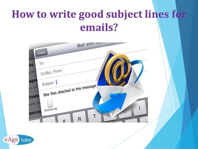 Tips on writing online dating emails