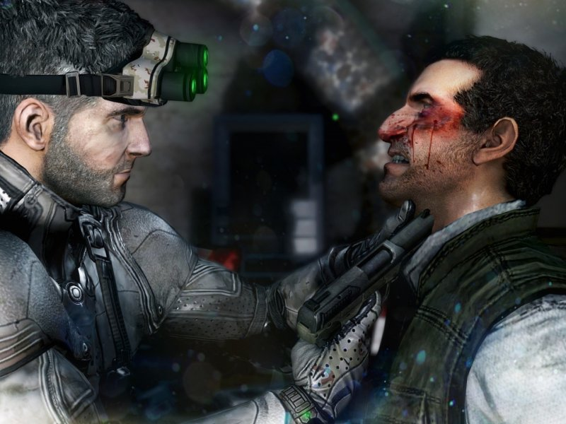 Tom Clancy's Splinter Cell: Blacklist (2013) РС скачать