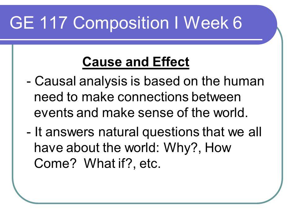 unifying effect essay Cask amontillado essays - use of the single effect in a cask of amontillado.