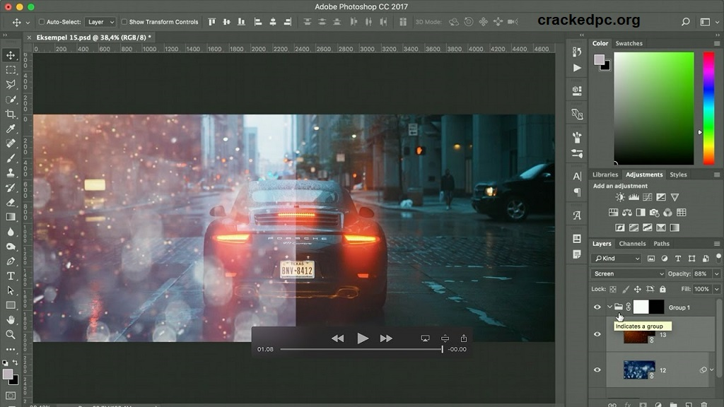 Adobe Photoshop CC 2017 amtlibdll crack download