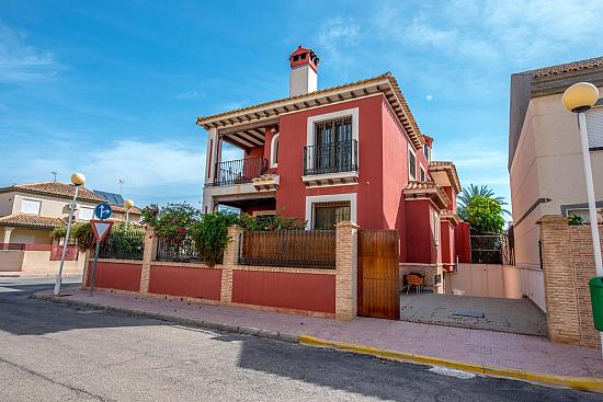 Недвижимость в испании сан-хавьер