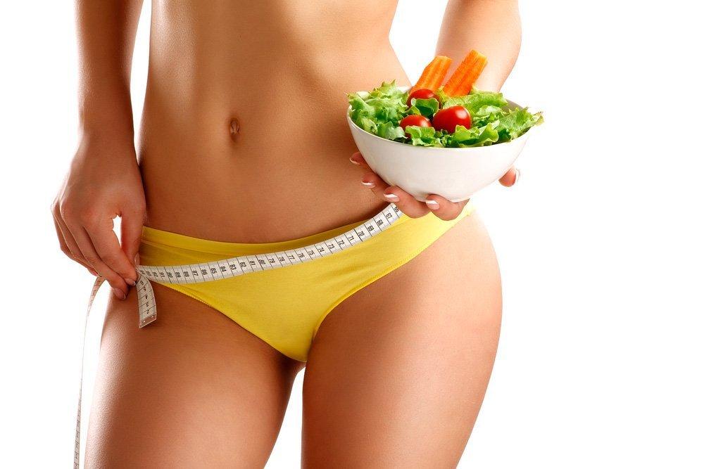 Быстрая диета для талии