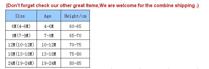 Размеры одежды таблица для детей на алиэкспресс