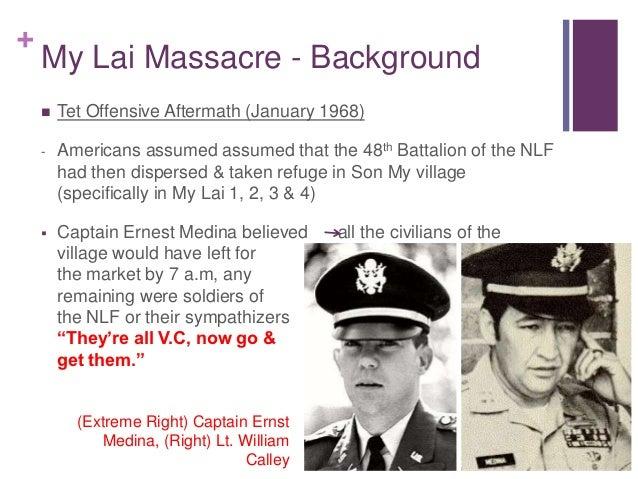 my lai massacre research paper