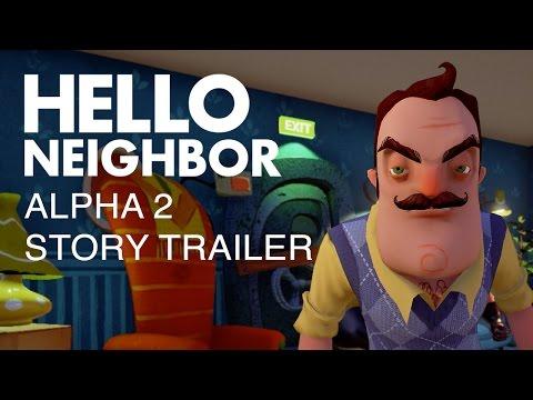 Hello Neighbor Download - PC Full Version Game + Crack