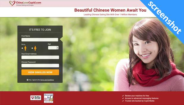 International cupid dating login