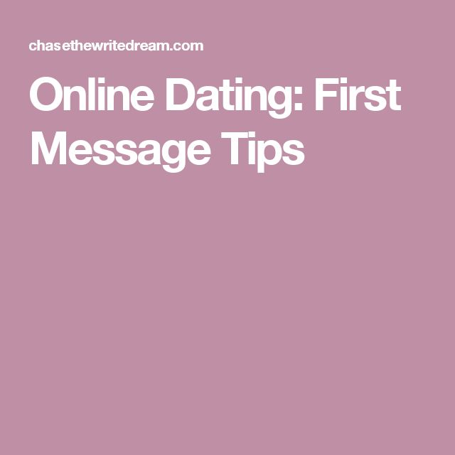 Online dating messages that get responses examples