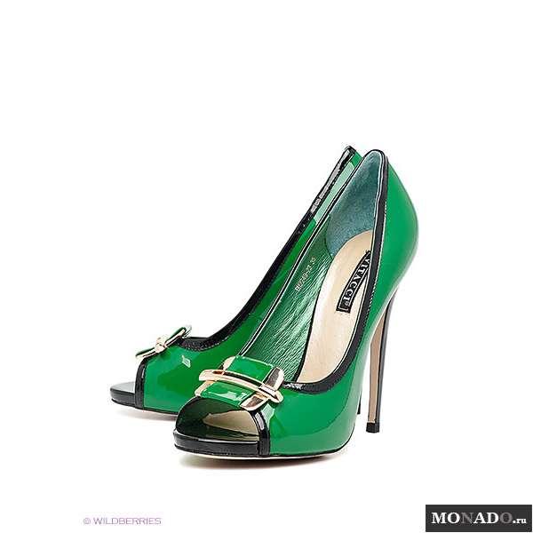 Стильные туфли женские в интернет магазине