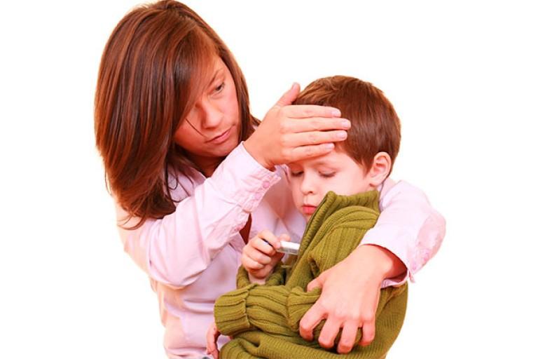 Болит живот и температура у ребенка Причины