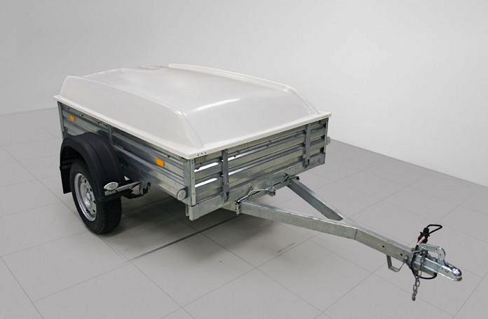 Крышку на прицеп для легкового автомобиля