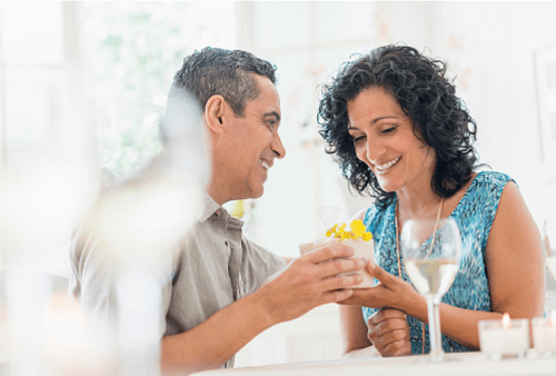 How to start dating over 40