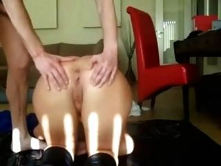 Real father and daughter taboo creampie