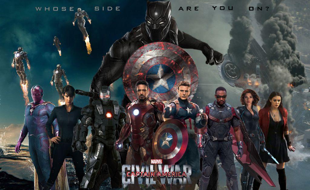 Film Superhero yang Bakal Tayang dalam 5 Tahun ke