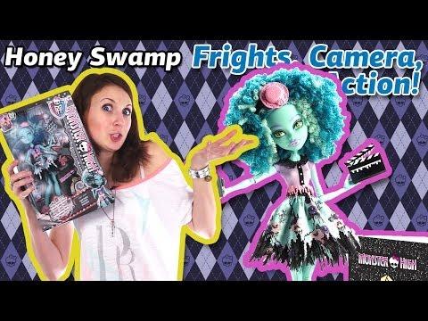 Обзоры Monster High - YouTube