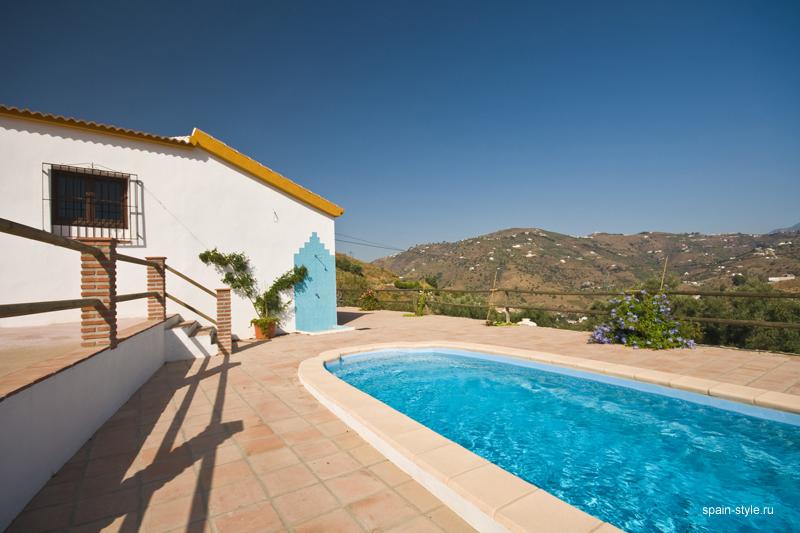 Недвижимость на Кипре в горах - дома, виллы