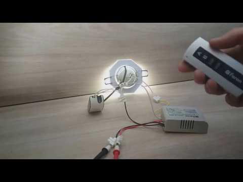 Управление светом через телефон с алиэкспресс