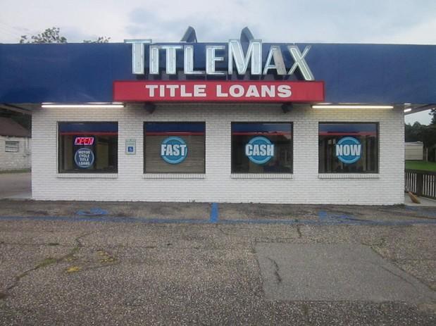 Wichita title loans