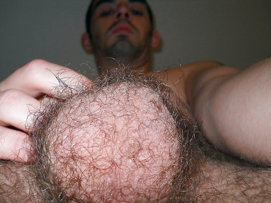 Balls hairy old men
