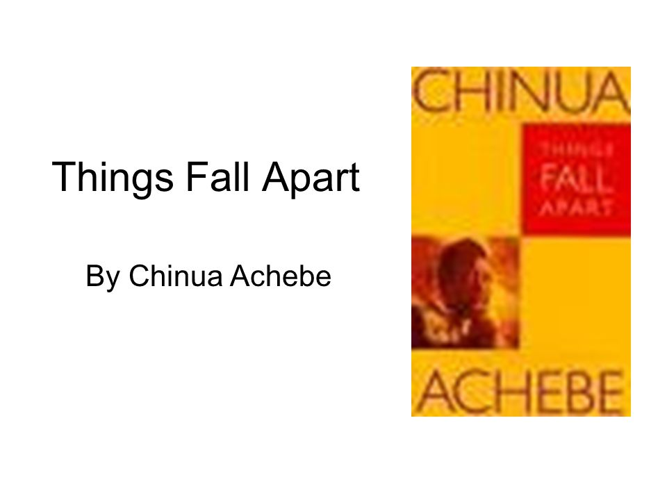 Theme of things fall apart essay - homework help in