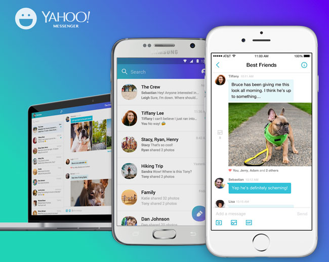 Download Yahoo! Axis - free - latest version