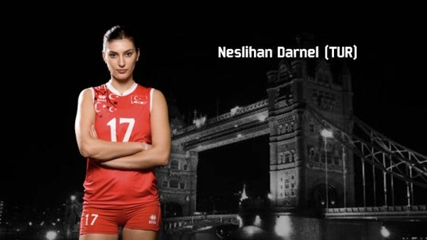 17 neslihan demir turkish volleyball player 2