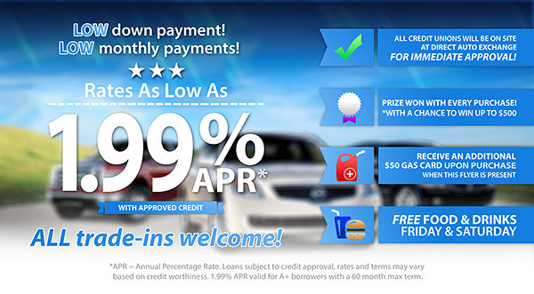 Tallahassee auto loan rates